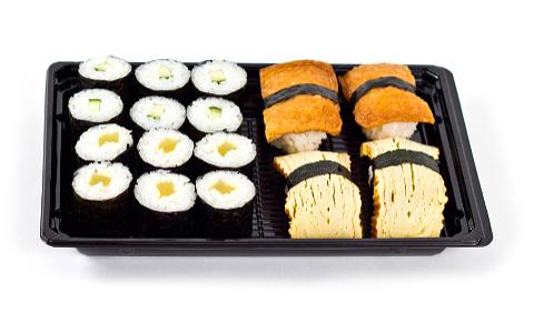 Set 2 Sushi mix Maki/Nigiri (16 stuks)