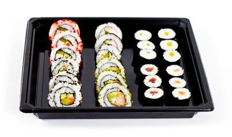 Set 4 Sushi mix Maki (24 stuks)